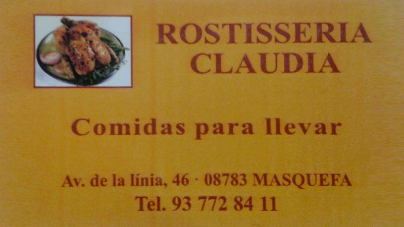 Rostisseria Claudia