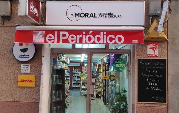 """Llibreria La Moral """"Art & Cultura"""""""